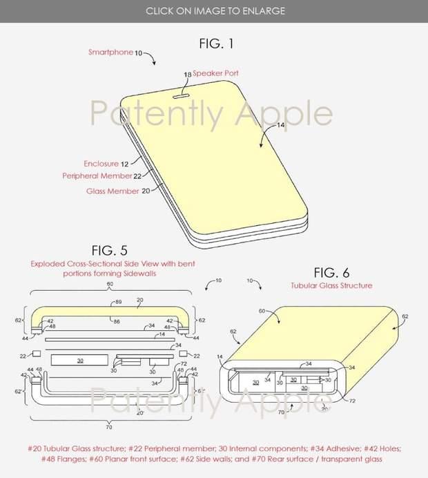 Apple запатентувала