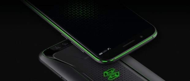 Ігровий смартфон Xiaomi Black Shark