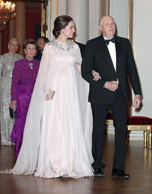 Угерцогині Кембриджської Кейт Міддлтон почалися пологи