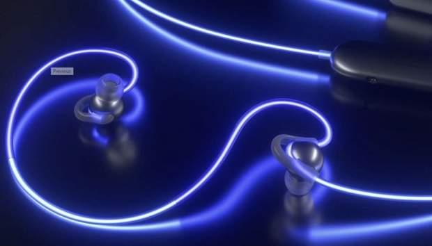 Лазерні навушники Meizu Halo