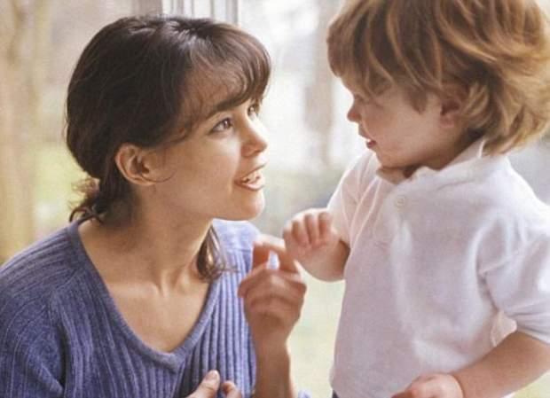 Перші ознаки заїкання у дітей