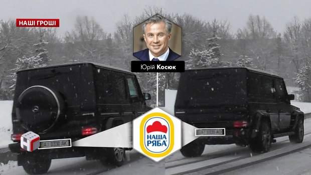 Автомобілі Костюка