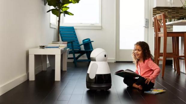 Прототип домашнього робота від Amazon