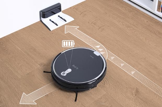 iLife A8 сам прокладає маршрути прибирання