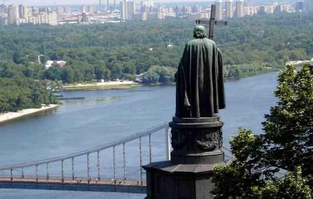 Київський патріархат хрещення Русі
