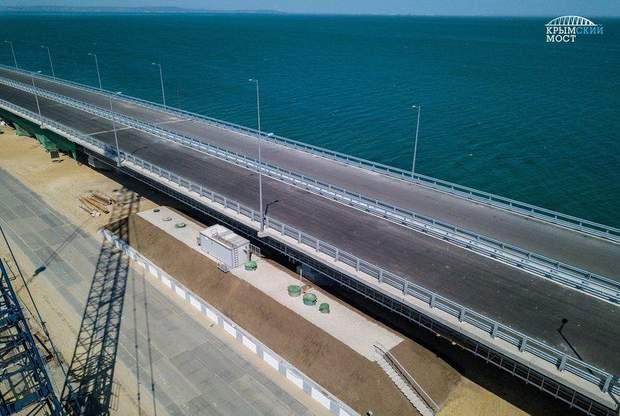 Міст, Крим, будівництво, Керч, Росія