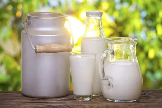 №1 – молоко