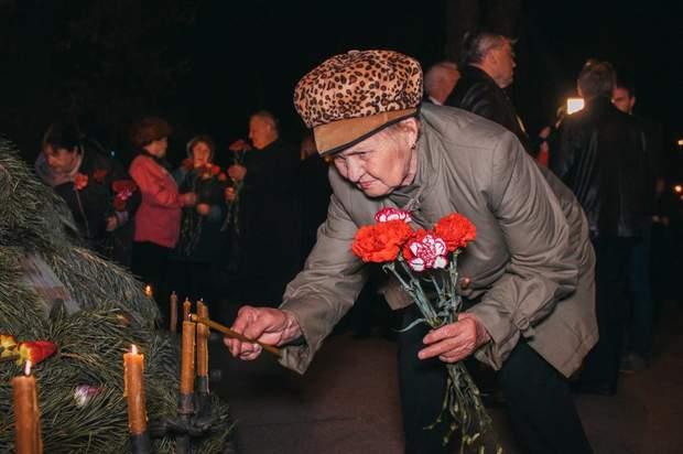 Вшанування пам'яті жертв Чорнобильської катастрофи