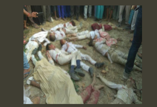Загиблі діти в Індії