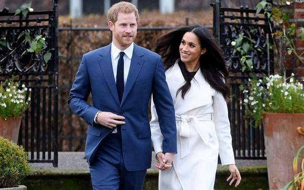 Наступна подія, на яку чекатимуть британці – це весілля принца Гаррі та  Меган Маркл