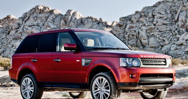 Range Rover Sport 2012 року