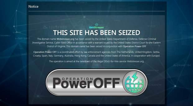 Провоохоронці закрили сайт WebStresser