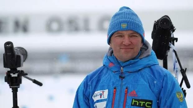 біатлон тренер Сергій Тутмін
