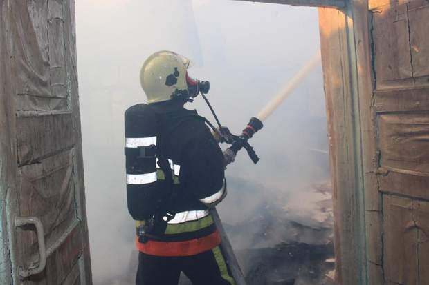 Пожежа в школі на Хмельниччині