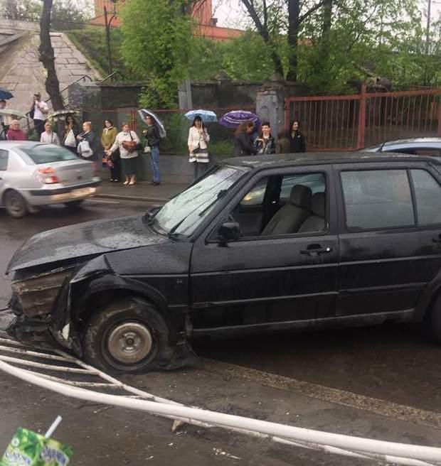 Аварія Львів