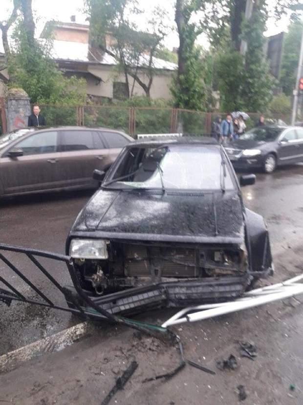 Аварія Львів 26 квітня