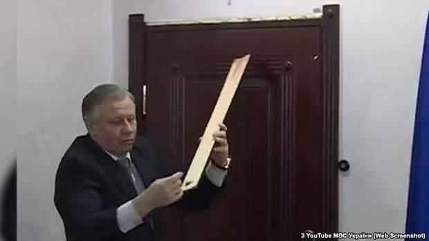 Екс-заступник міністра МВС Сергій Чеботар