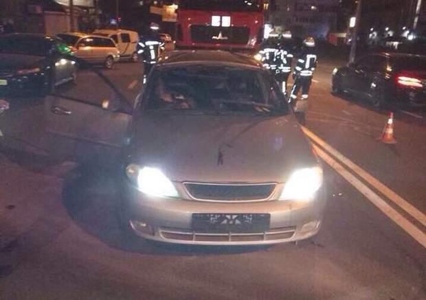 Вибух автомобіль Київ жертви