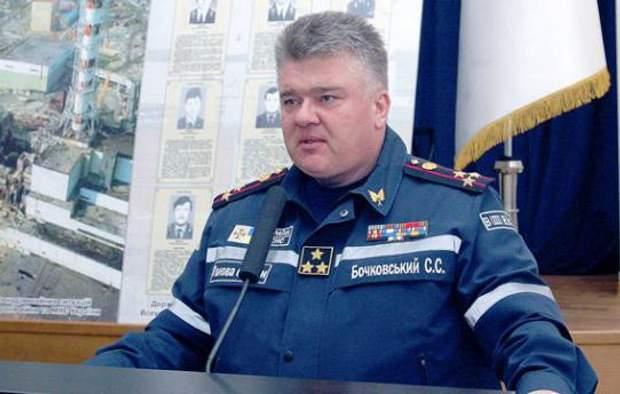 Сергій Бочковський ДСНС