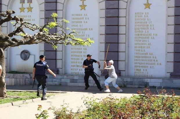 мітинг в Одесі, 1 травня