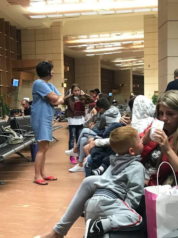 Єгипет, туризм, авіація, затримка, пасажири, Шарм-ель-Шейх