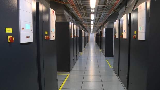 Сервери з інформацією