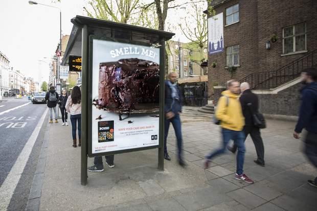 Лондон зупинка шоколад