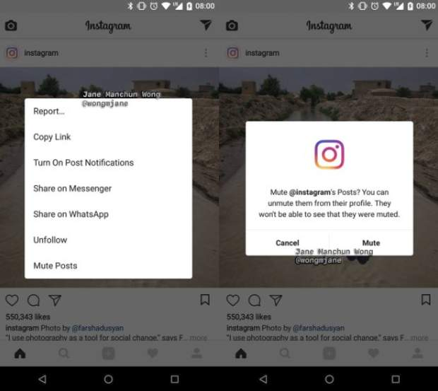 Instagram тестує нові корисні функції