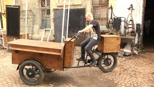 Велосипеди Володимира Бевза