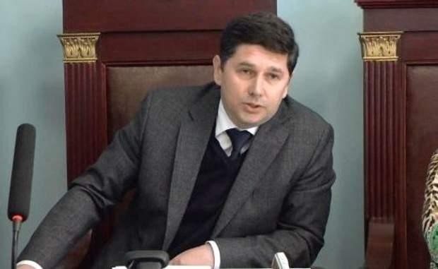 Суддя Володимир Бабенко