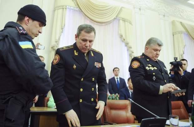 Василь Стоєцький і Сергій Бочковський