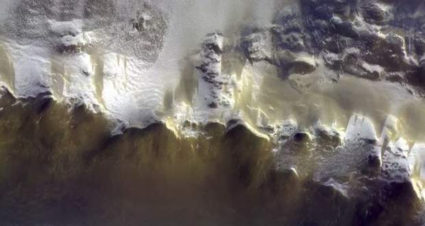 Унікальне фото Марсу