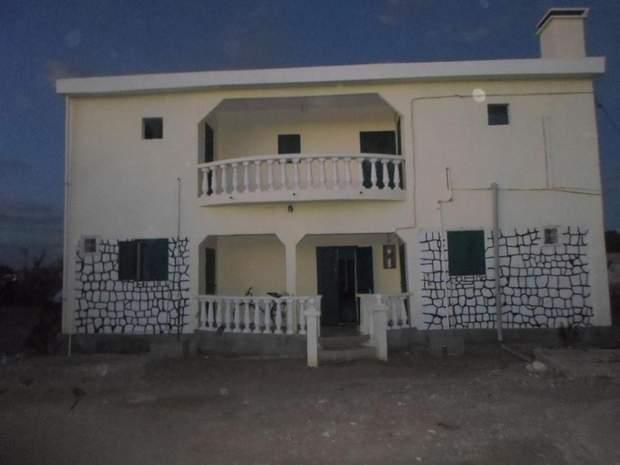 Будинок, у якому перебували черпахи