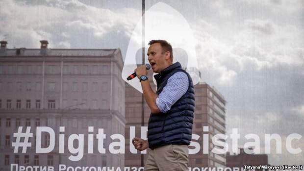 УМоскві тисячі людей мітингують на підтримку Telegram