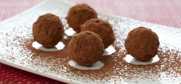 Рецепт цукерок без цукру