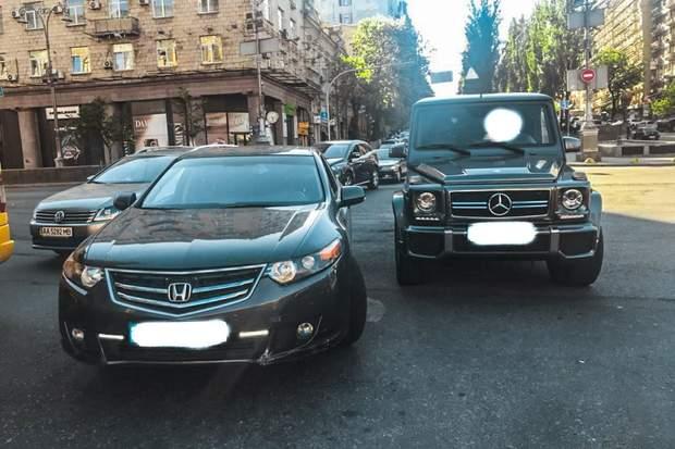 У Києві побили нардепа Найєма
