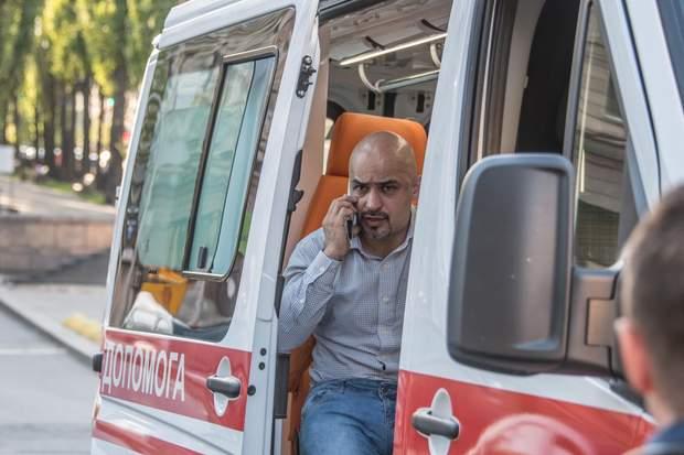 У Києві побили Мустафу Найєма