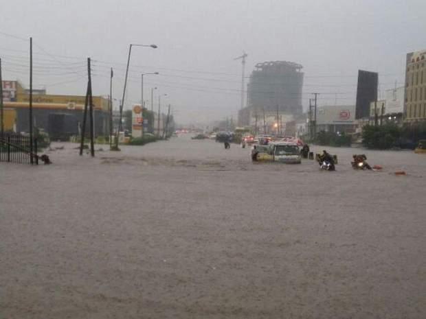 Зливи у Кенії