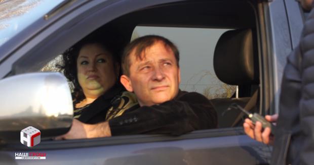 Суддя Віталій Журавський