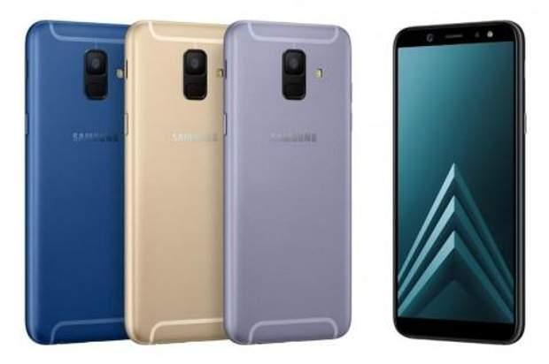 Galaxy A6 та Galaxy A6 Plus