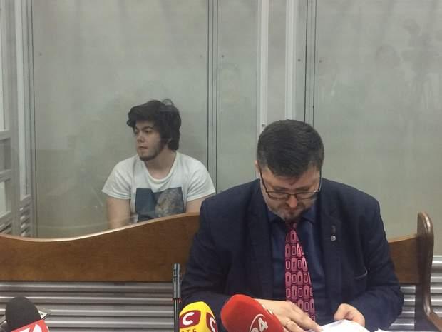 суд Найєм Саітов