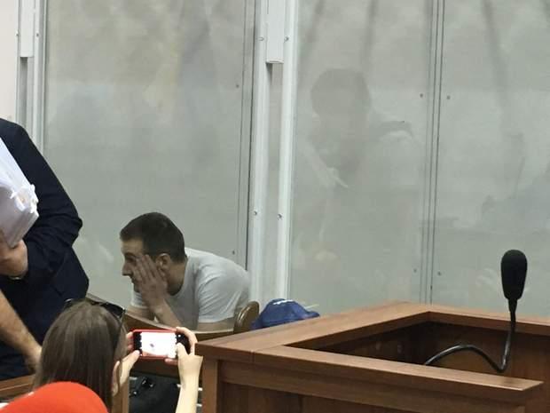 Напад Найєм суд Київ
