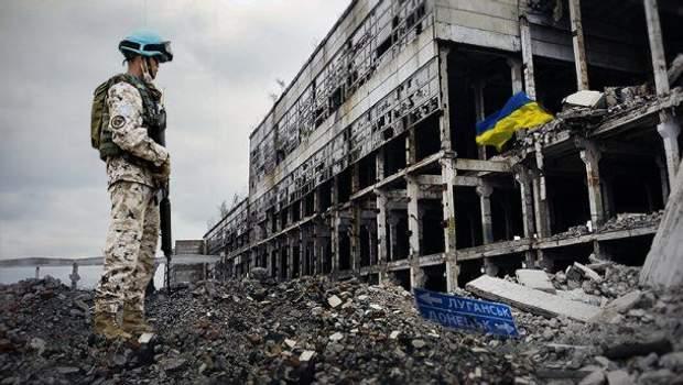 Джавеліни війна на Донбасі миротворці