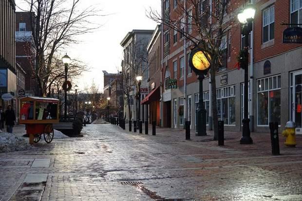 Сучасне місто Салем, штат Массатчусетс