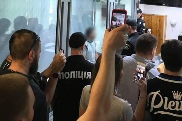 ДТП під Харковом арешт Amigos Василенко