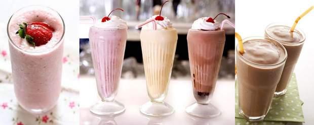 Уникайте покупки молочних коктейлів на вулицях і у кіосках