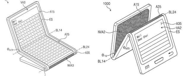 Samsung випустить прозорий гнучкий смартфон