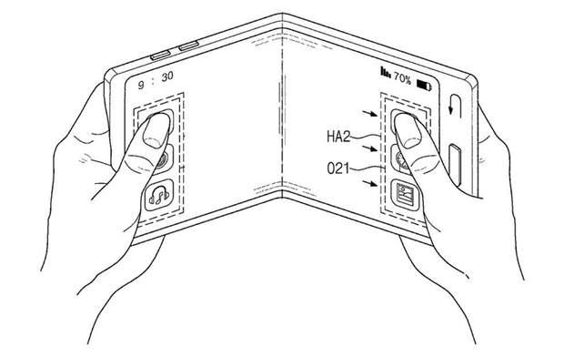 Новий смартфон від Samsung буде виготовлений із прозорих матеріалів