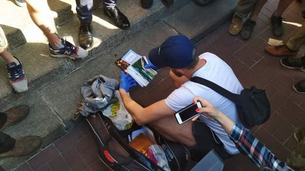 Лусваргі затримали у Києві