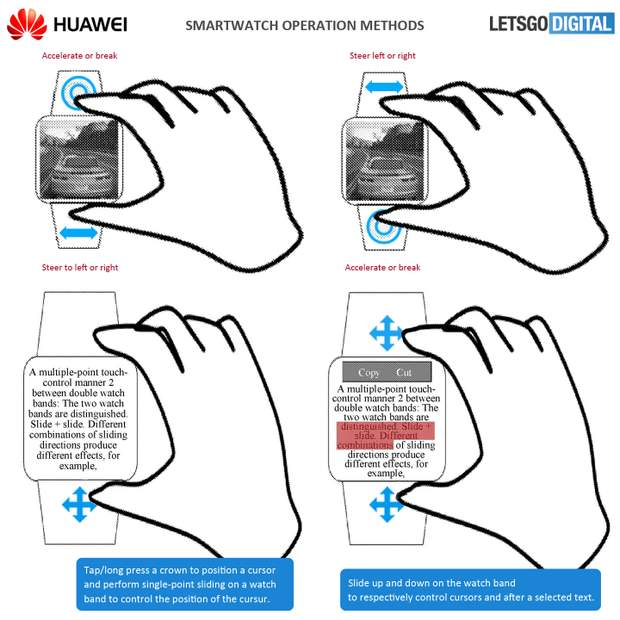 Huawei, годинник, смарт-годинник, гаджети